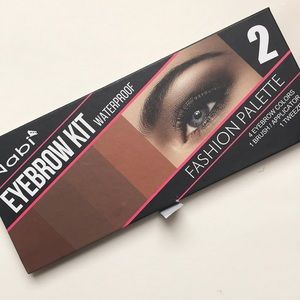 Waterproof Eyebrow Colors